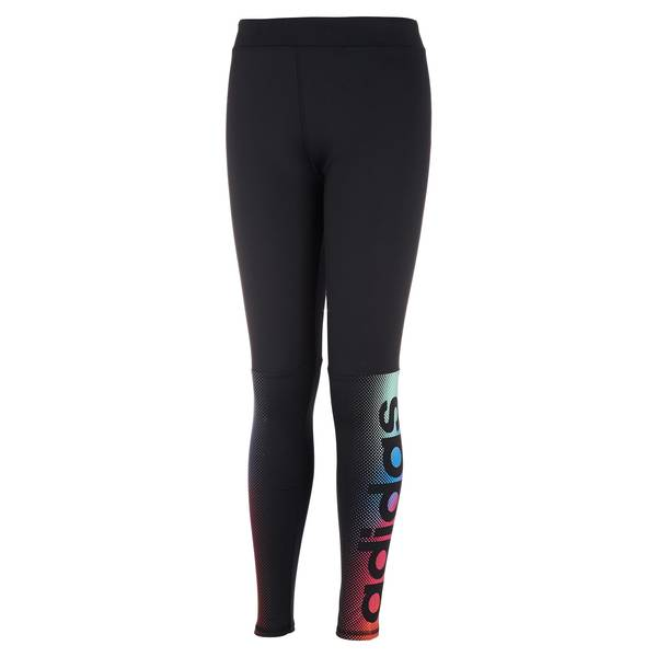 Photo of Little Girl's Linear Fade Tights