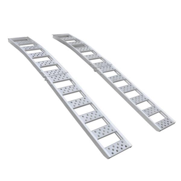 Aluminum Atv Ramps >> Arched Foldable Aluminum Atv Ramp