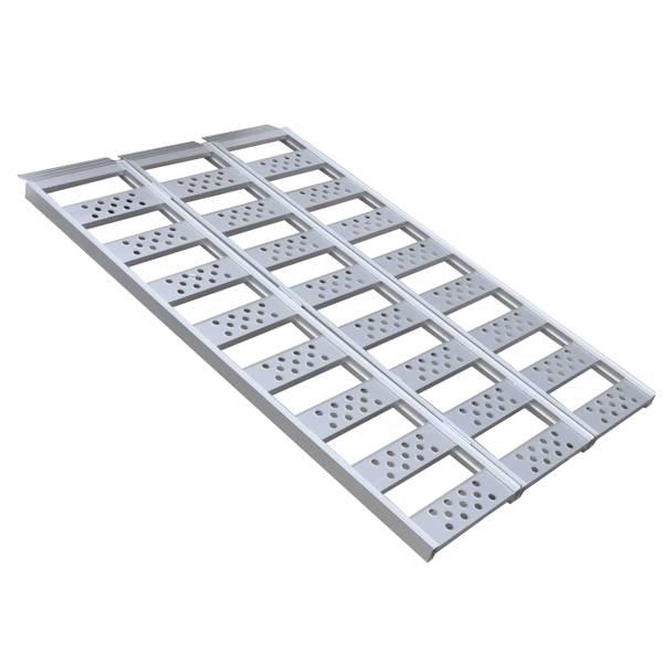 Aluminum Atv Ramps >> Tri Fold Aluminum Atv Ramp