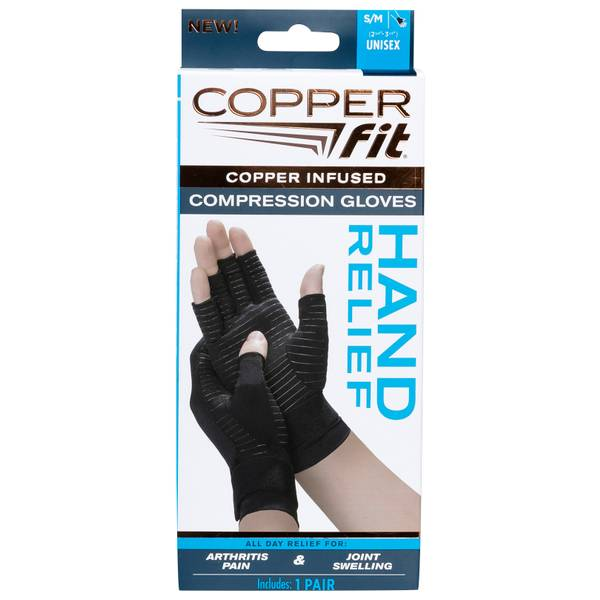 8afd513ae3 As Seen On TV Copper Fit Hand Relief