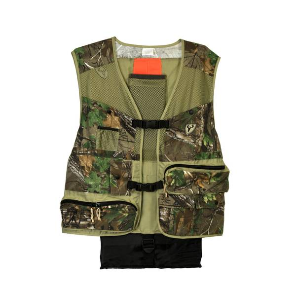 ROBINSON OUTDOORS PRODUCTS Men's Torched Turkey Vest