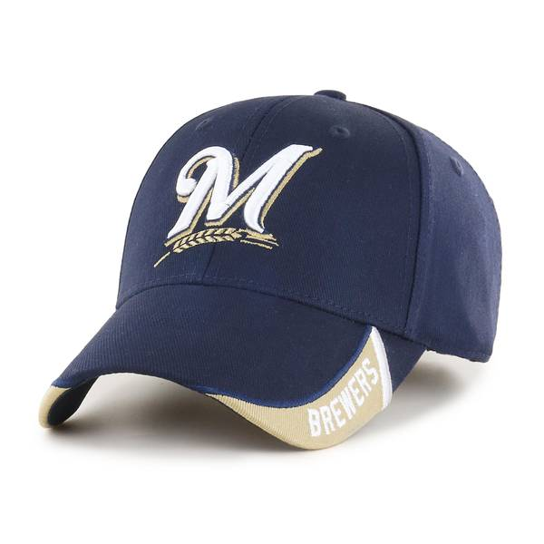 dbbe4528f776b5 47 Men's Milwaukee Brewers Fairground Cap