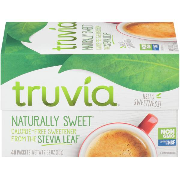 Photo of 40 Count Natural Sweetener
