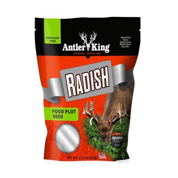 Antler King 1 lb Radish Food Plot