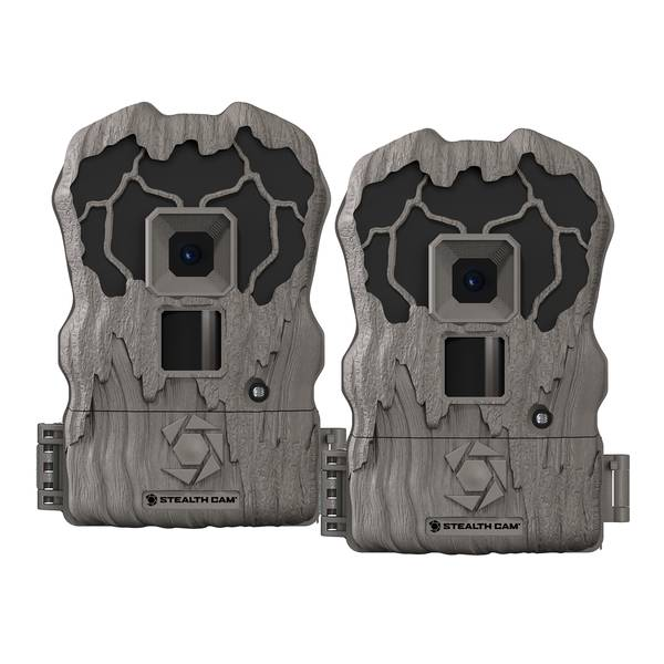 Stealth Cam 2-Pack 16 MP Trail Cameras