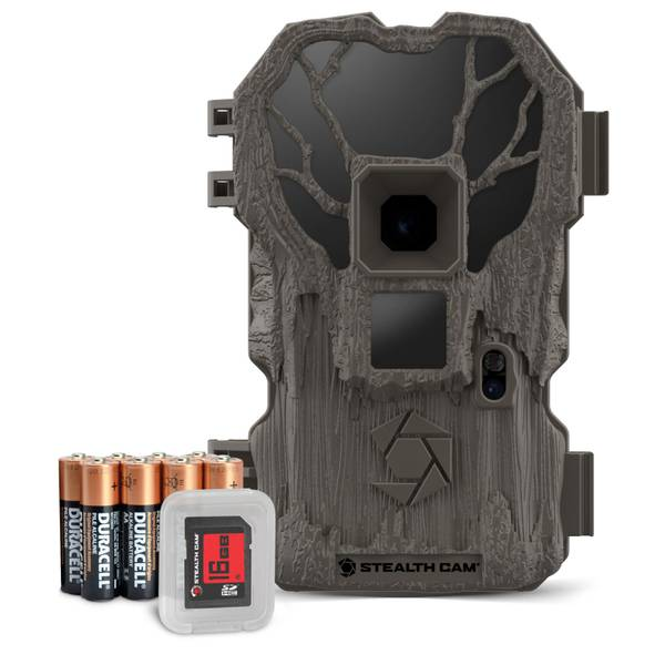 Stealthcam 22 MP Trail Camera Combo