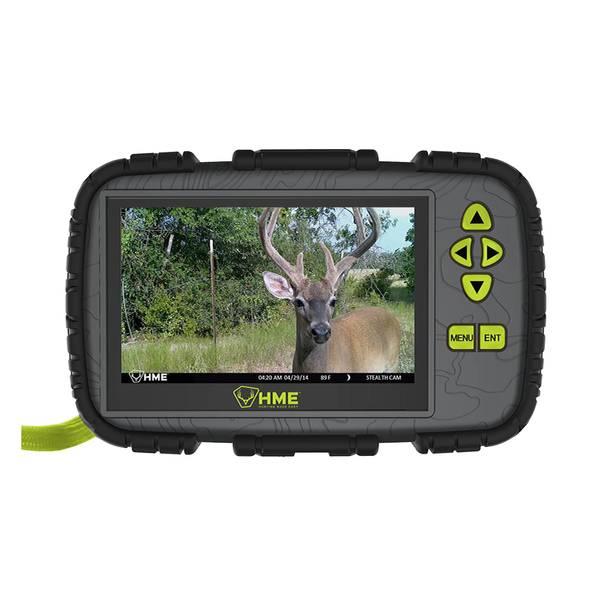 HME Trail Camera SD Card Reader/Viewer