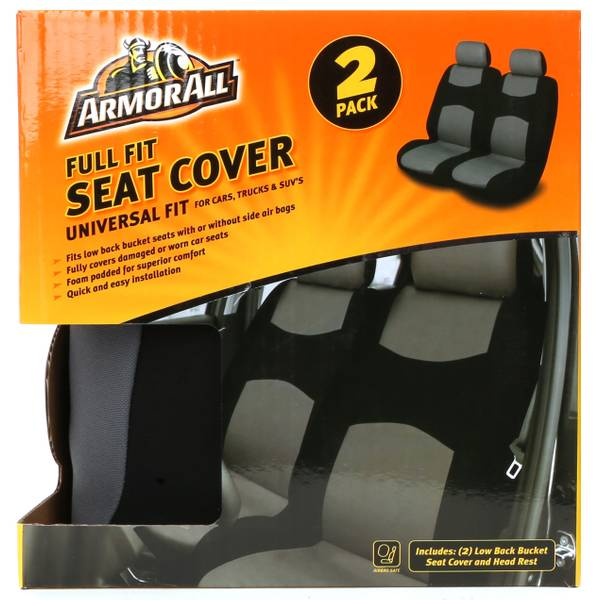 Armor All Seat Cover 2 Pack