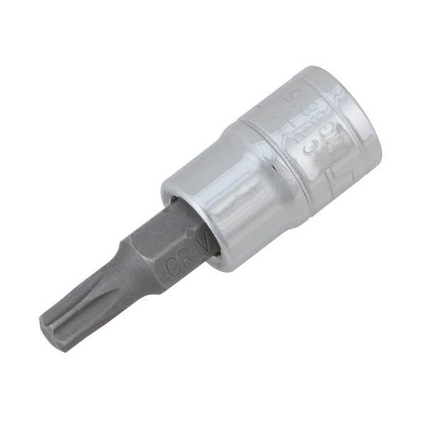 """Performance Tool 1//4/"""" Dr T-25 Star Bit Socket W36825"""