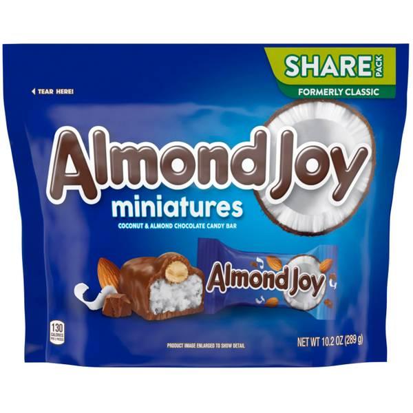 Photo of Almond Joy Miniatures
