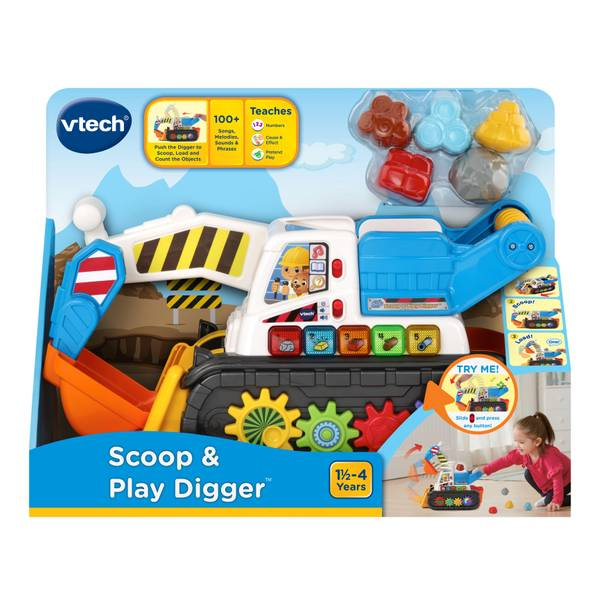 Digger Play