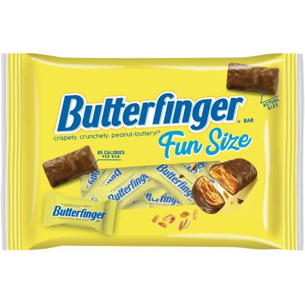 Butterfinger 10.2 oz Fun Size Bag - 12396821   Blain's ...