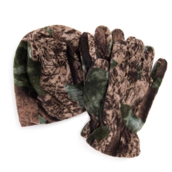 Reliable of Milwaukee Men's Glove & Beanie Set