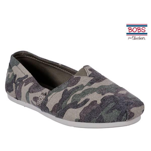 Plush Glam Attack Shoes - 33404-CAMO
