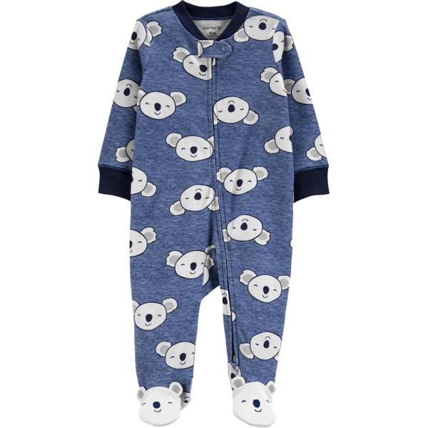 Photo of Infant Boy's Koala 2-Way Zip Cotton Sleep and Play