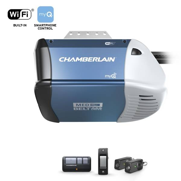 Chamberlain Belt Drive Wi Fi Garage Door Opener B353 Blain S Farm Fleet