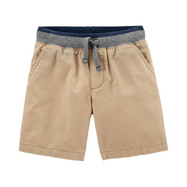 Carters Toddler Boys Pull-On Drawstring Shorts