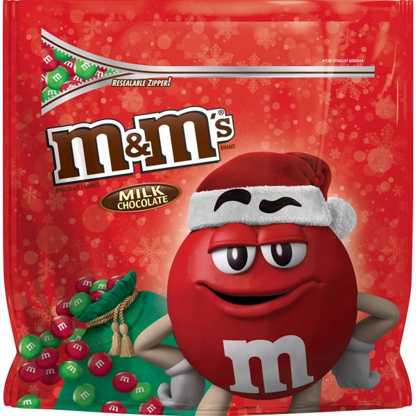 Photo of 38 oz Christmas Milk Chocolate Candies