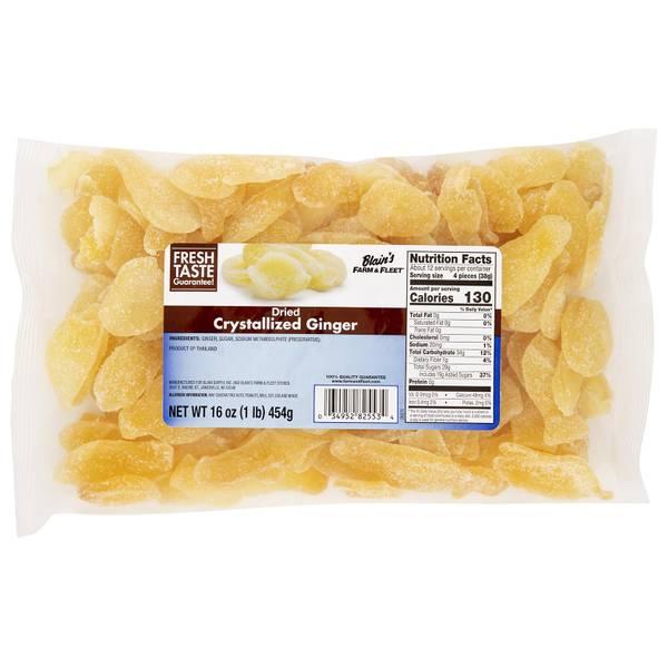 Farm & Fleet 16 oz Crystallized Ginger