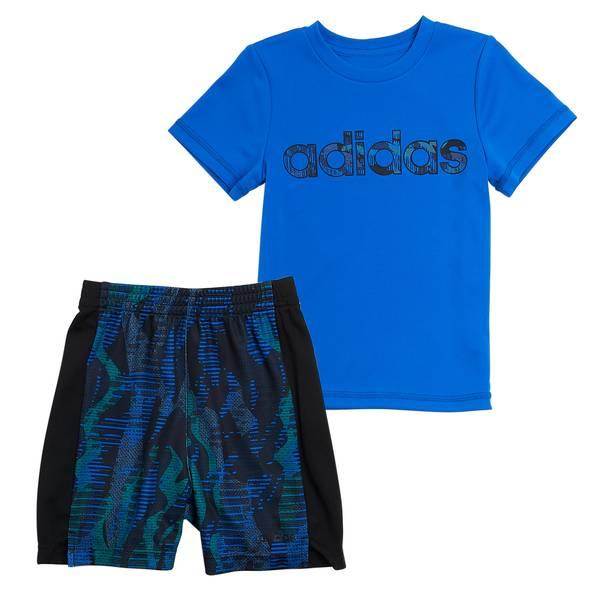 adidas shorts boys