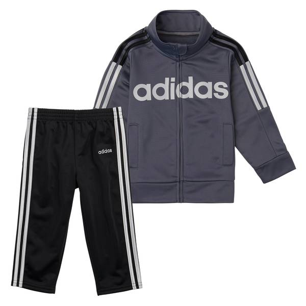 Photo of Little Boy's Tricot Jacket and Pants Set