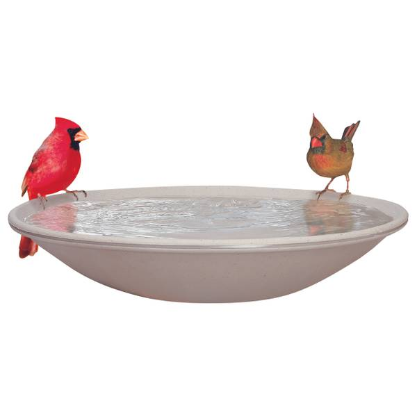 Heated Bird Bath with EZ - Tilt