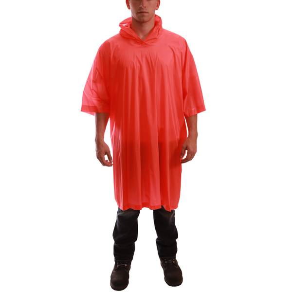 Packaged Rain Poncho