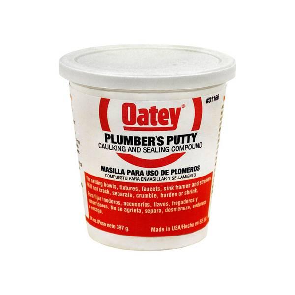 Plumber's Putty