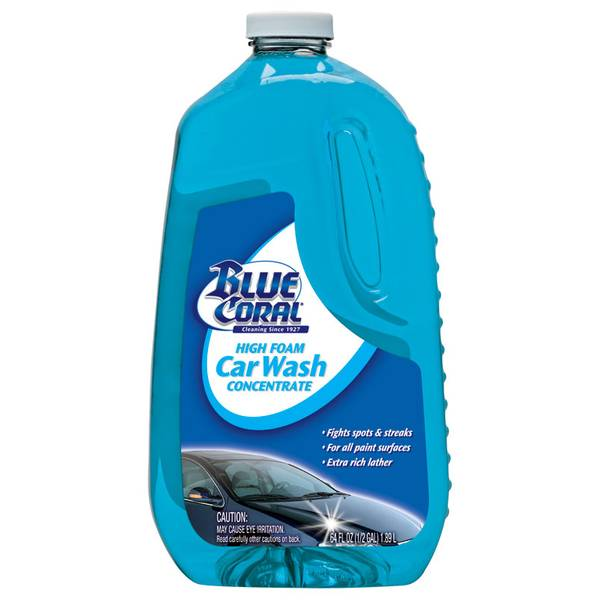 High Foam Car Wash Concentrate