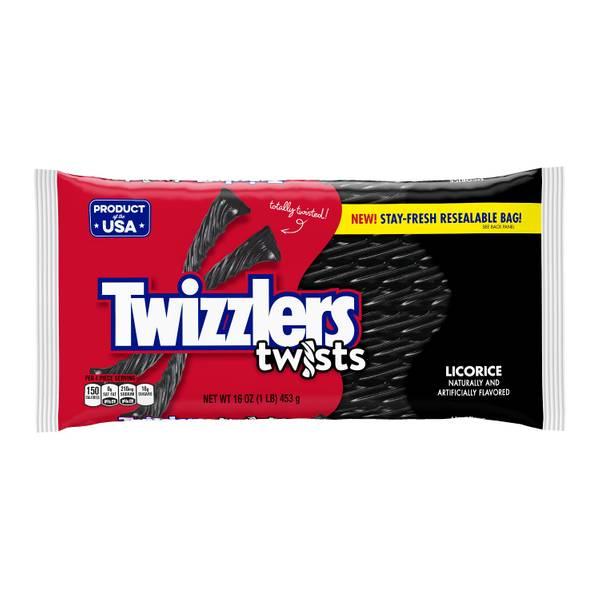 Licorice Twists