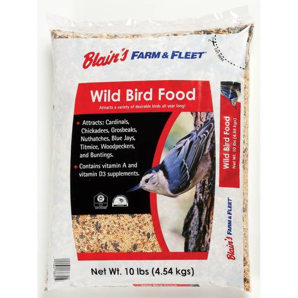 Blain's Farm & Fleet Wild Bird Food (138355 00749) photo