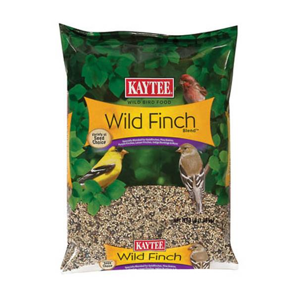 Kaytee 3 lb Wild Finch Blend Bird Seed (138365 100064692) photo
