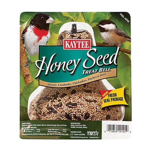 Honey Seed Bell Treat