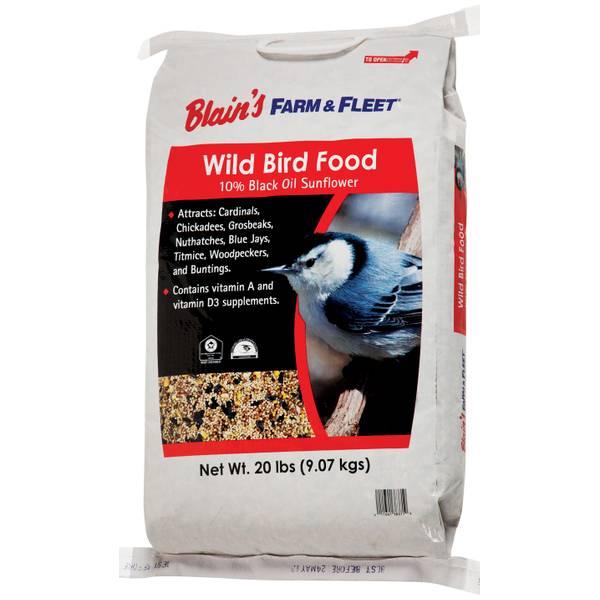 Blain's Farm & Fleet Wild Bird Food (138371 00304) photo