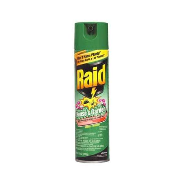Raid House And Garden Bug Killer