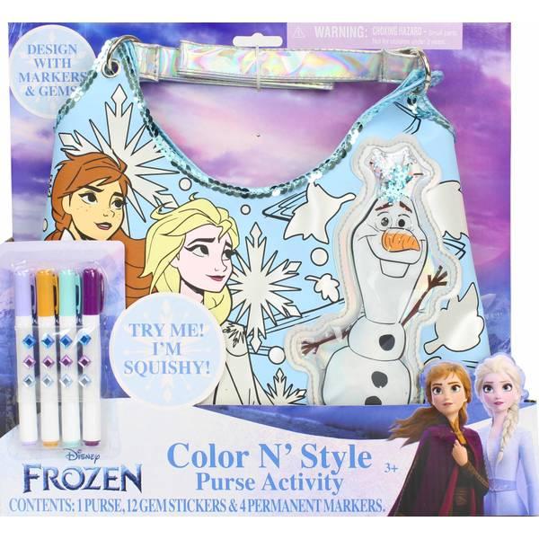 Disney Frozen 2 Color 'N Style Purse (1309698 95183) photo