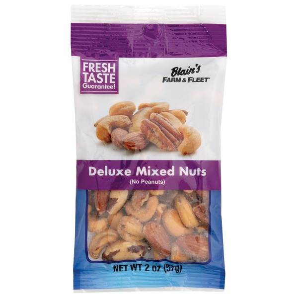 Photo of 2 oz Deluxe Mixed Nuts
