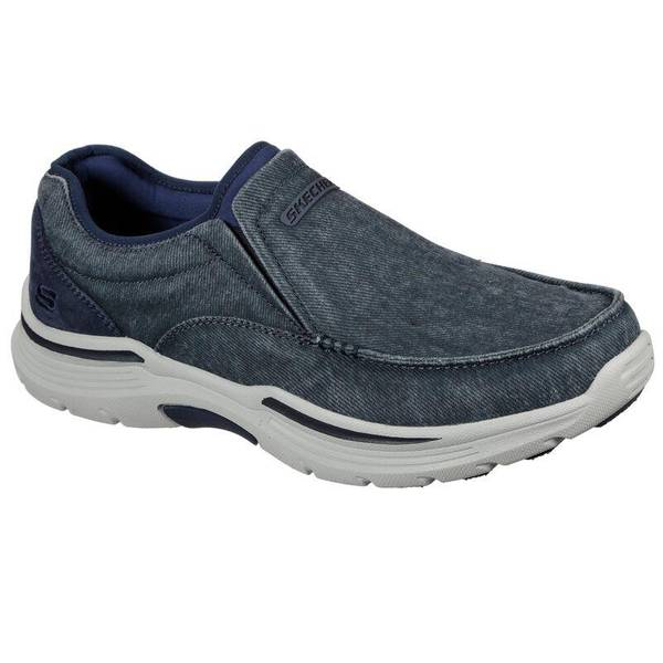 Expended Relfen Slip-On Shoes