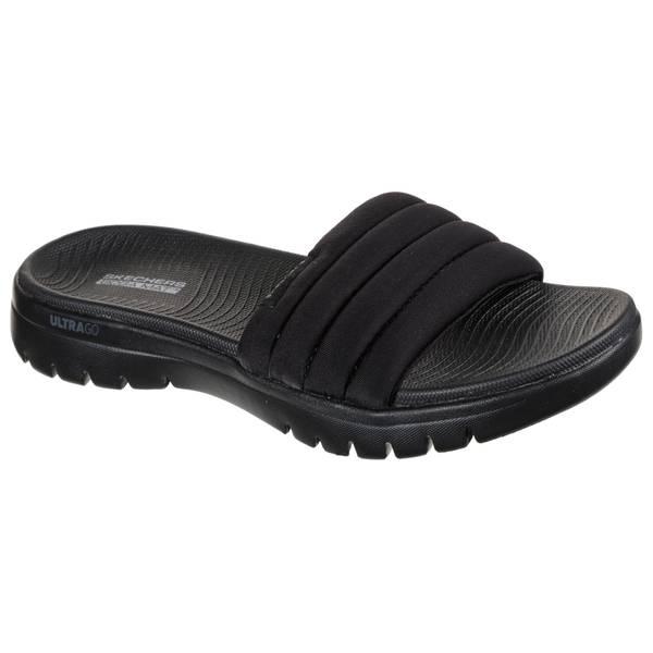Skechers Women S On The Go Flex Honeymoon Sandals 140295 Bbk 11 Blain S Farm Fleet