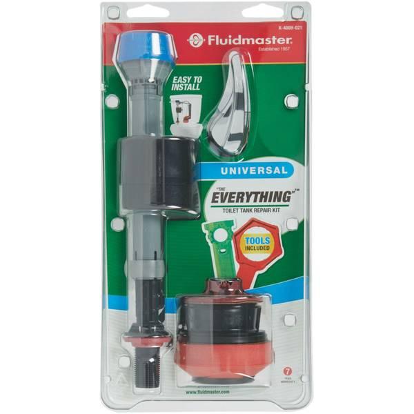 Fluidmaster Everything Complete Toilet Repair Kit K 400h 021 P8 Blain S Farm Fleet