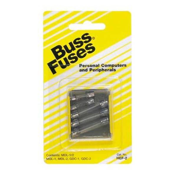 Fuse Kit for Personal Computers and Peripherals