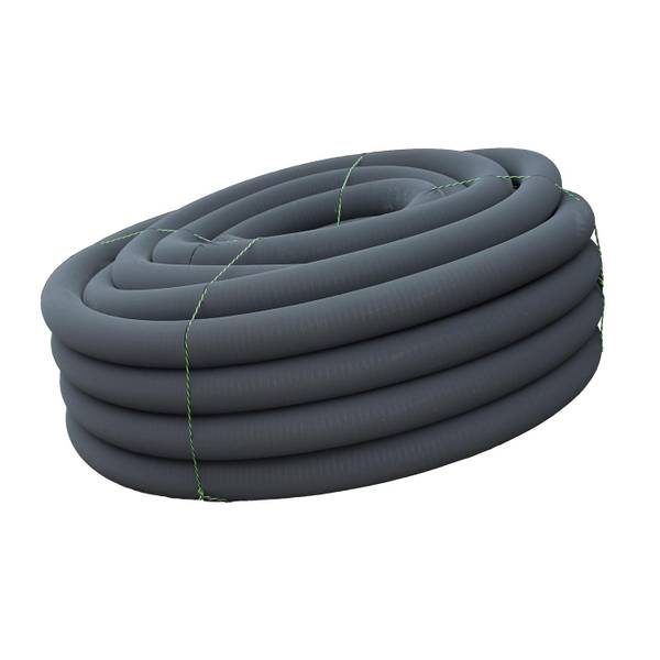 Slotted Tubing with Socks