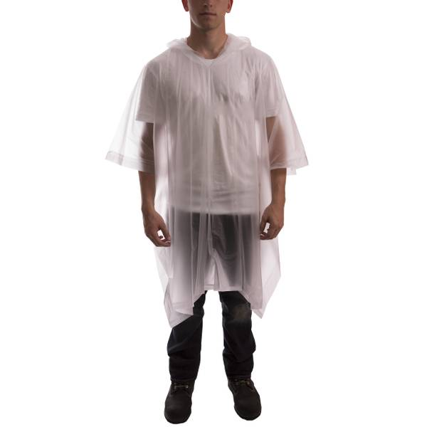 Tingley Rubber Packaged Rain Poncho