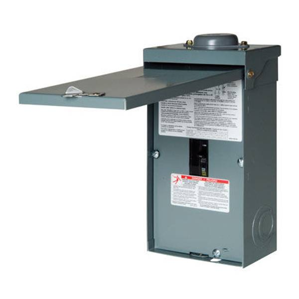 QO Enclosed Circuit Breaker