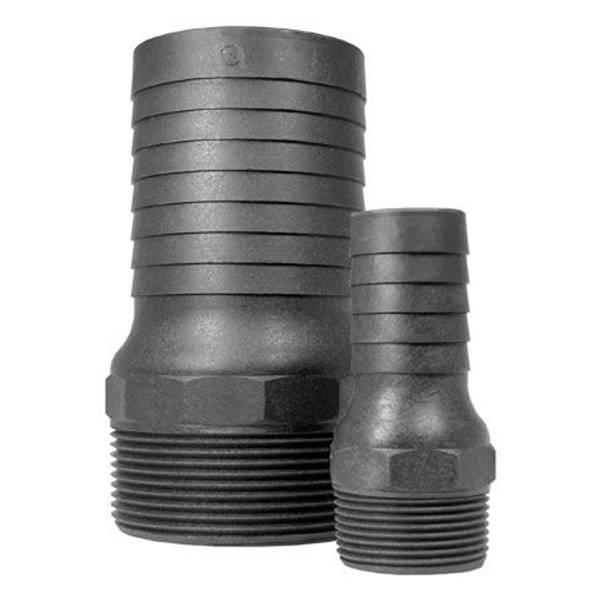Heavy Duty Poly Combination Nipples