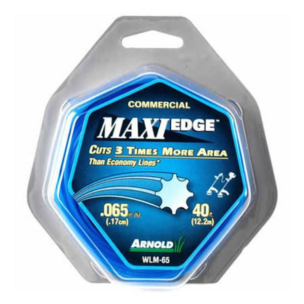 Maxi - Edge Commercial Grade Serrated Trimmer Line Small Plastic Dispenser