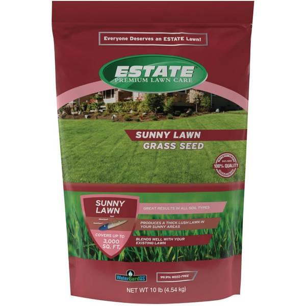 10 lb Premium Sunny Lawn Seed Mixture