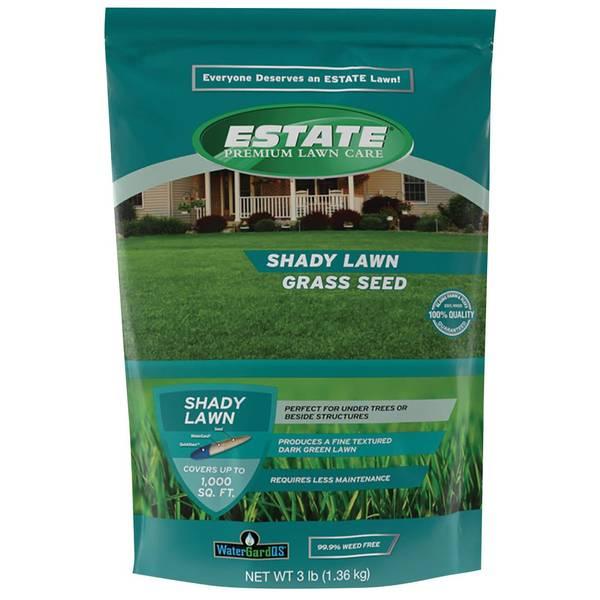 3 lb Premium Shady Lawn Seed Mixture