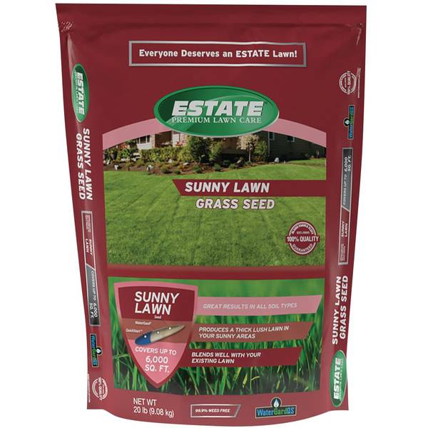 20 lb Premium Sunny Lawn Seed Mixture