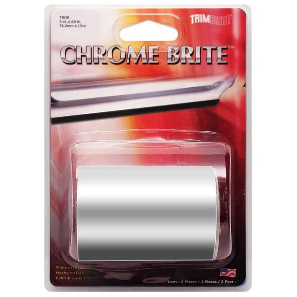 Chrome Brite Metallic Tape